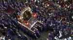 Señor de los Milagros inicia recorrido procesional en Lima - Noticias de cristo moreno