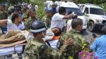 Colombia: Once indígenas murieron tras ser impactados por un rayo - Noticias de casa santa marta
