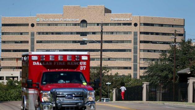 Thomas Eric Duncan estaba internado en hospital de Texas. (AFP)