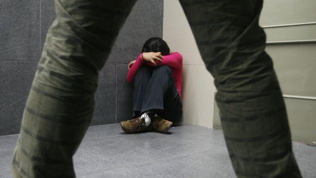 Perú ocupa el tercer lugar en casos de violación sexual en el mundo. (Mario Zapata)