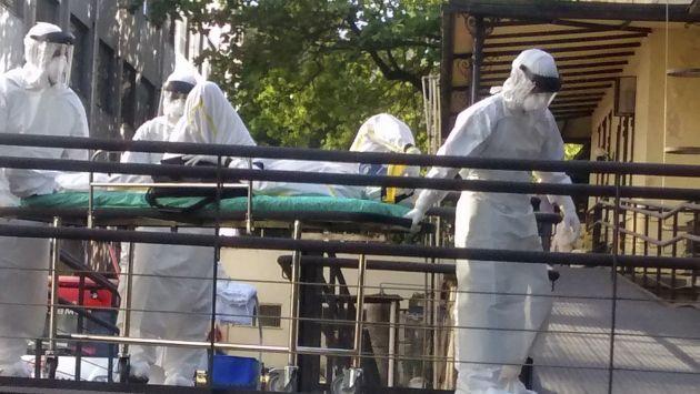 Paciente guineano internado en Brasil no tiene el virus, según Ministerio de Salud de Brasil. (Reuters)