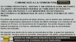 "Rodolfo Orellana denuncia ""allanamiento ilegal"" de casa de su esposa en Pozuzo - Noticias de pozuzo"