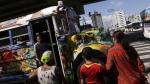 Transporte en Panamá: Los 'Diablos Rojos', una especie en extinción [Fotos] - Noticias de jason statham