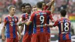 Bayern Munich vende más camisetas que 17 equipos de la Bundesliga juntos - Noticias de fútbol peruano 2013
