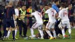 Eurocopa 2016: Partido Serbia vs Albania terminó en batalla campal [Video] - Noticias de eliminatoria europea