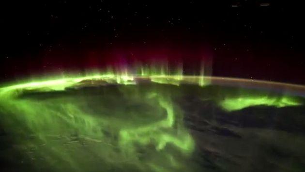 'Nuestra Tierra': Así se ve el planeta desde el espacio [Video]