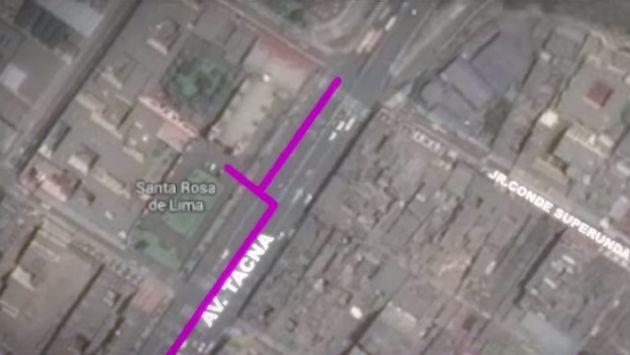 Señor de los Milagros: Cierre temporal de calles de Lima por procesión
