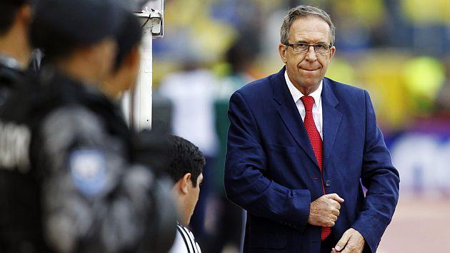 Pelusso asegura que resurgimiento del fútbol peruano está en el trabajo de menores. (Reuters)