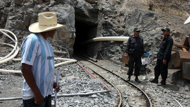 Tres de los mineros informales tenían 15, 16 y 17 años. (Heiner Aparicio)