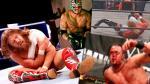 WWE: Mira las siete peores lesiones de la historia de esta compañía - Noticias de discos 2012