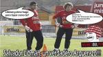 Copa Sudamericana 2014: Clasificación de César Vallejo a cuartos de final en memes - Noticias de william chiroque