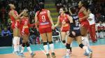 Perú venció 3-0 a República Dominicana en el Final Four Sub 20 de Vóley - Noticias de selección peruana sub 20
