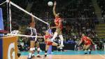 Perú venció 3-0 a República Dominicana en el Final Four Sub 20 de Vóley - Noticias de las matadorcitas