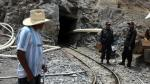 La Libertad: Cuatro mineros murieron asfixiados en mina abandonada - Noticias de parcoy