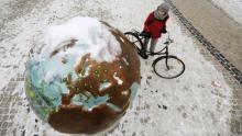 Berlín, Holoceno, Antropoceno