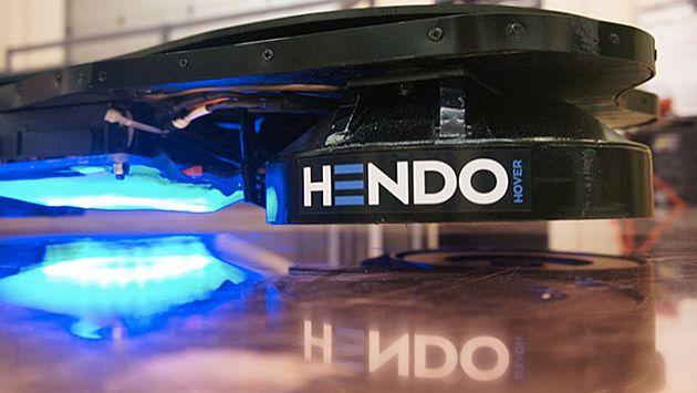 'Hoverboard' de 'Volver al futuro' ya es una realidad