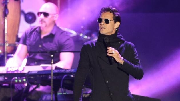 Padre de Marc Anthony dice que el cantante no consume drogas. (Nancy Dueñas)