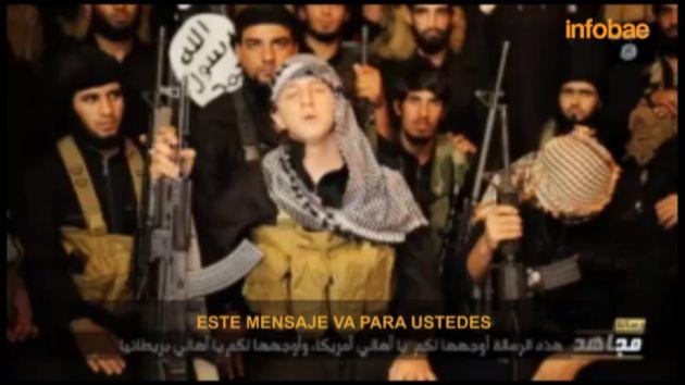 Estado Islámico: Adolescente australiano es el nuevo vocero de agrupación