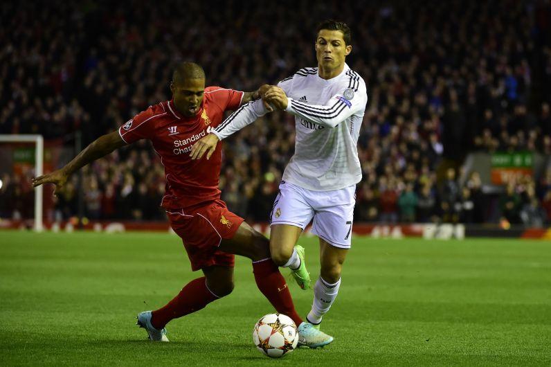 Real Madrid goleó 3-0 al Liverpool por la Champions League