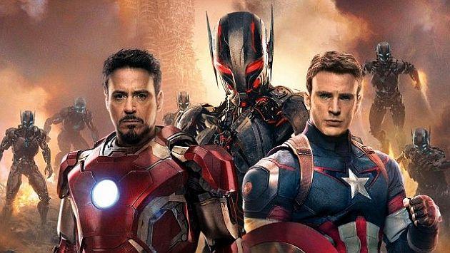 Filtran en Internet el tráiler de 'Avengers: Age of Ultron'
