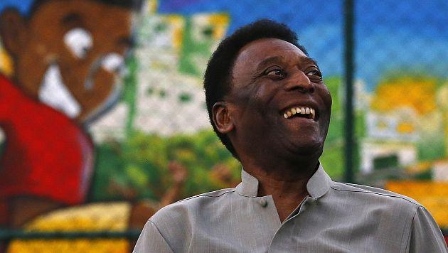 Pelé, el 'Rey' del fútbol, cumple hoy 74 años