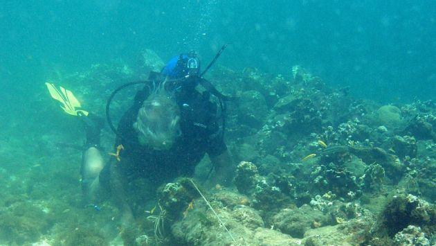 Crean material para respirar bajo el agua como Aquaman. (AP)