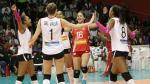 Perú ganó 3-1 a Argentina y se coronó campeón del Final Four Sub 20 de Vóley - Noticias de voley mundial