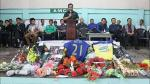 India: Futbolista falleció por celebrar gol de empate [Video] - Noticias de fallecio