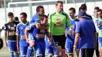 Jugadores de Sporting Cristal casi son linchados en Moquegua
