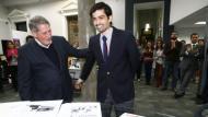 Fernando Berckemeyer es el nuevo director del diario El Comercio. (Twitter)