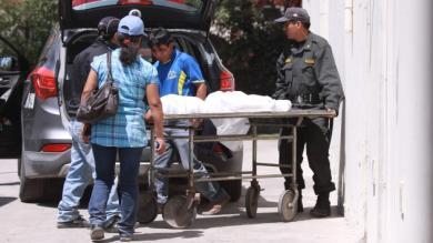 Arequipa, Fuga de gas, Niños asfixiados