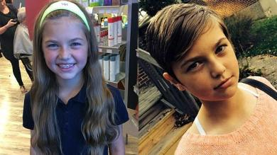 Bullying, Wigs for Kids, Niños con cáncer, Jetta Fosberg