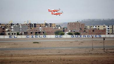 Ollanta Humala, Corea del Sur, Aviones de instrucción
