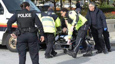 Canadá: Identifican al autor del tiroteo en Ottawa y a su víctima