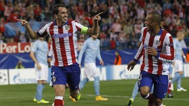 Champions League: Atlético de Madrid aplastó 5-0 al Malmö
