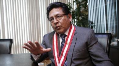 Fiscal de la Nación, Carlos Ramos Heredia