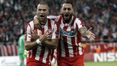 Champions League: Juventus perdió 1-0 ante Olympiakos y se complica