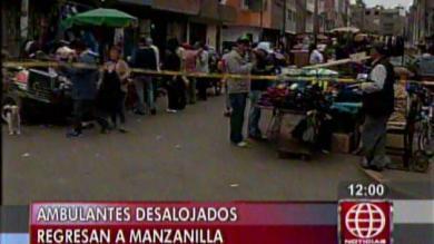 Cercado de Lima, Urbanización Manzanilla
