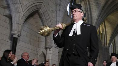 Canadá, Ottawa, Kevin Vickers