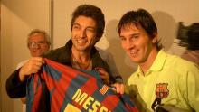 Lionel Messi, Ricardo Darín
