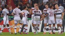 Champions League, Bayern Munich, AS Roma