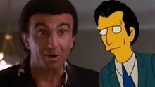 Los Simpsons, Frank Sivero