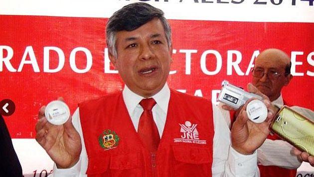 Junín: Alcalde fue elegido por sorteo de bolillas