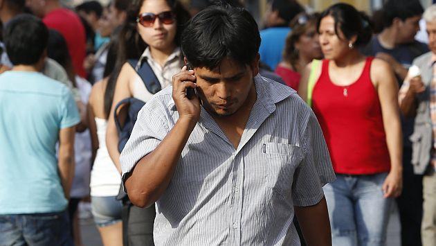 Entel ganó 11,724 clientes y Movistar perdió 8,268