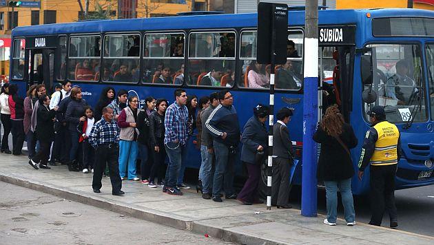 Municipalidad de Barranco no permitirá instalación de paraderos del Corredor Azul