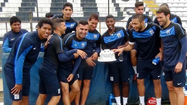 Alianza Lima defiende la punta ante Sport Huancayo