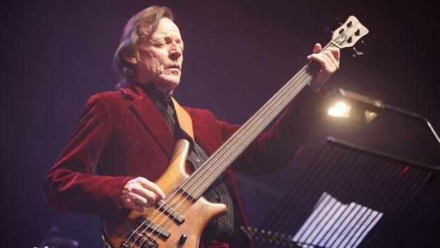 Jack Bruce, bajista de Cream, murió a los 71 años