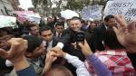 Hubo de todo en interpelación al ministro Urresti en el Congreso [Fotos] - Noticias de antecedentes policiales