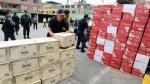 Policía incautó licores de contrabando valorizados en US$600 mil