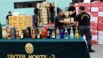 Policía incautó licores de contrabando valorizados en US$600 mil - Noticias de arequipa